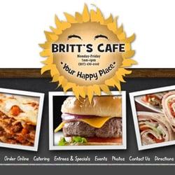 Britt S Cafe Augusta