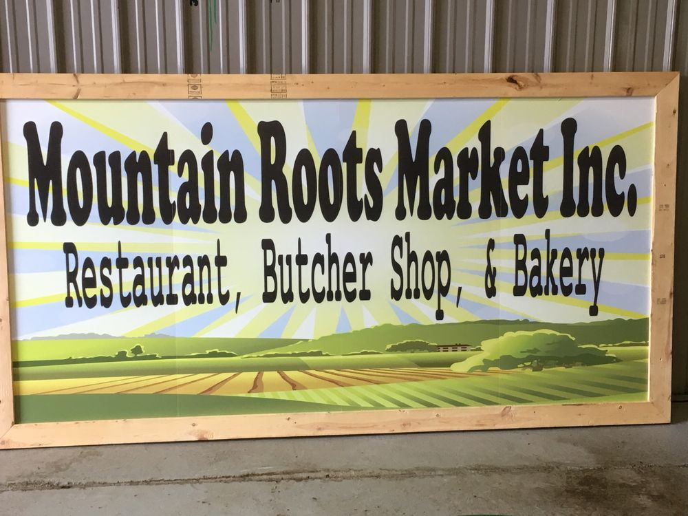 Mountain Roots Restaurant: 145 Water St, Weston, WV