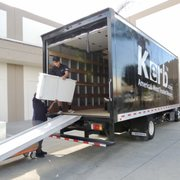 Kerb Los Angeles Movers
