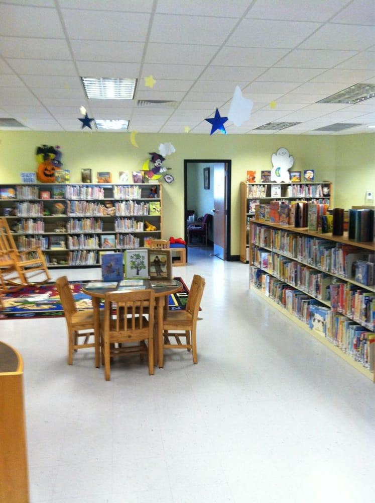 Lafourche Parish Library: 720 Crescent Ave, Lockport, LA