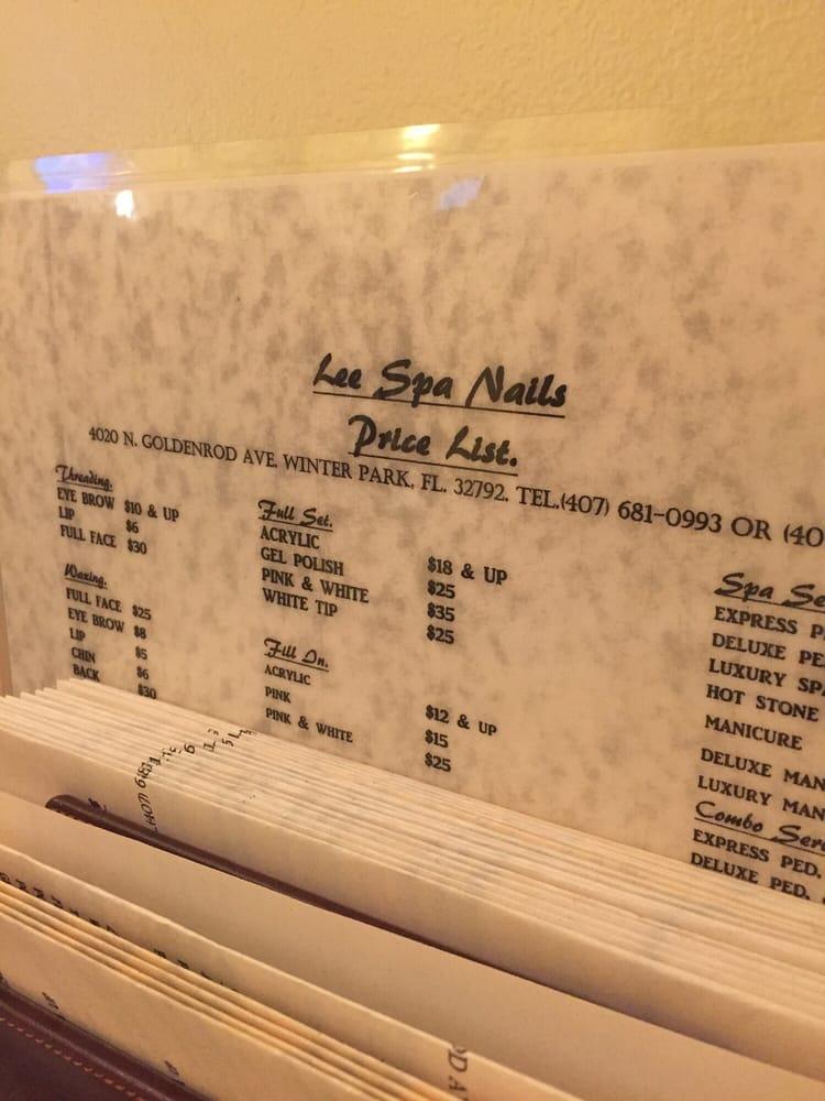 Lee Spa Nails - 32 Photos & 36 Reviews - Nail Salons - 4020 ...