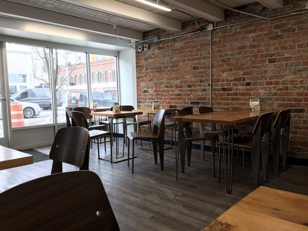 Social Spots from Foster Coffee Company