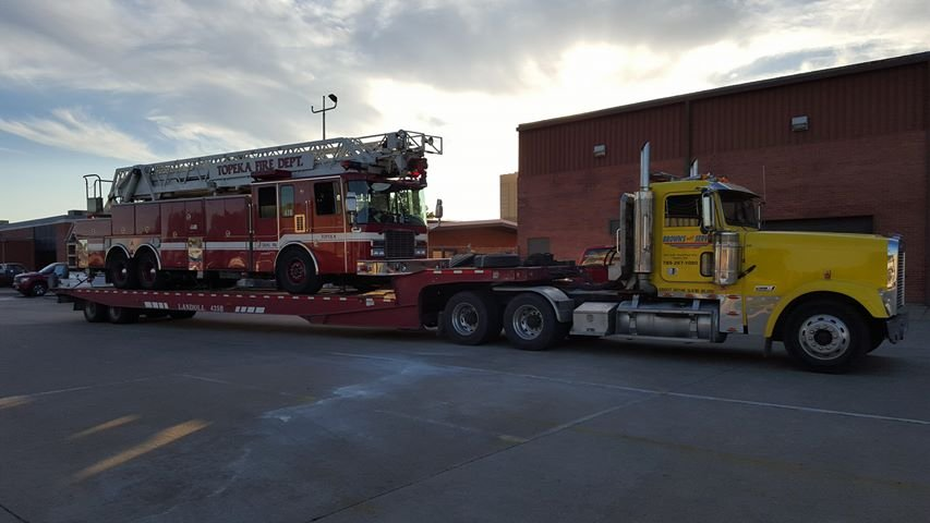 Towing business in Soldier, KS