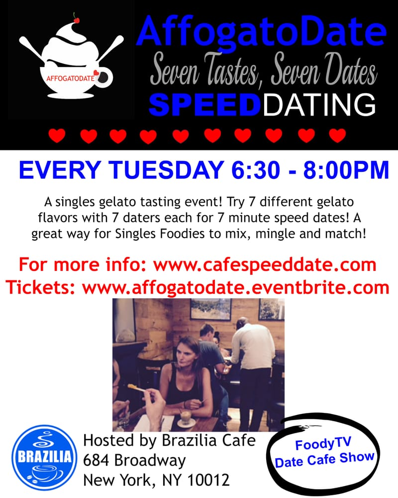 New york minute speed dating
