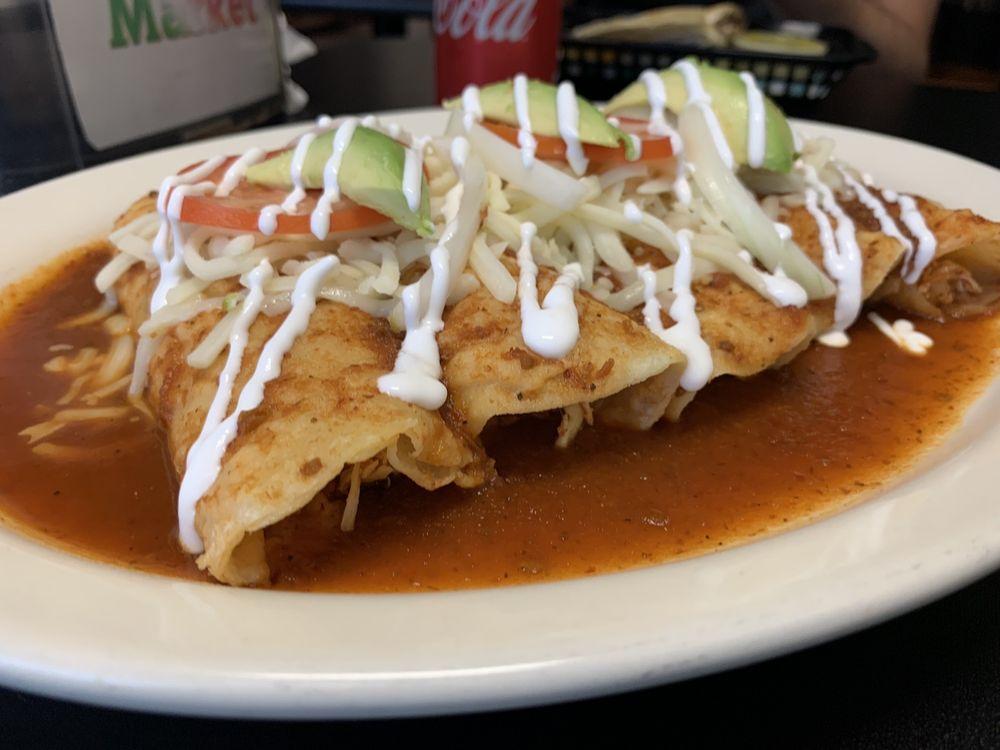 La Mexicana market: 218 S Minnesota Ave, Saint Peter, MN