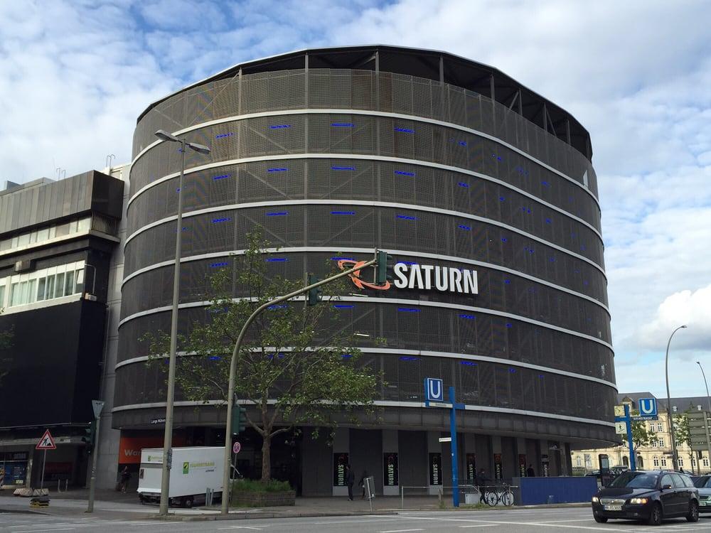 Parkhaus Steindamm Hamburg