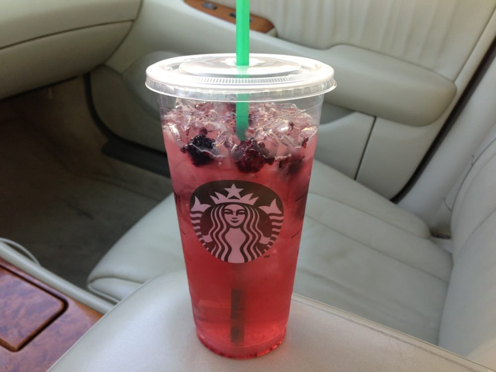 Very Berry Hibiscus Refresher Trenta Size Yelp