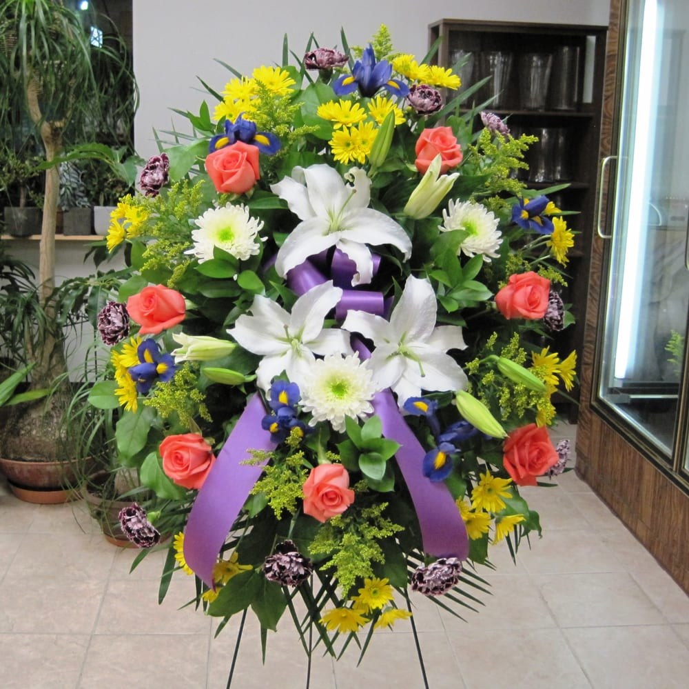 Funeral tributes florists 1960 lawrence avenue e scarborough funeral tributes florists 1960 lawrence avenue e scarborough toronto on phone number yelp izmirmasajfo
