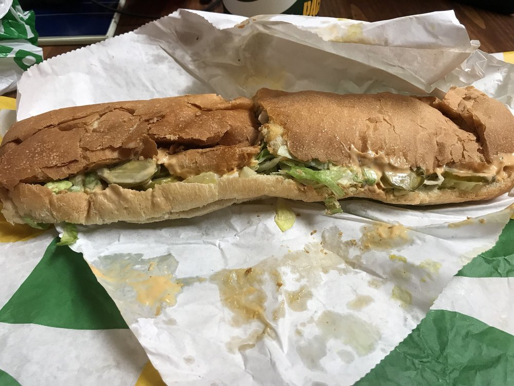 Subway: 1035 S Pendleton St, Easley, SC