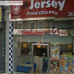 Jersey chicken and ribs shop takeaway fast food 267 for Azeri cuisine caledonian road
