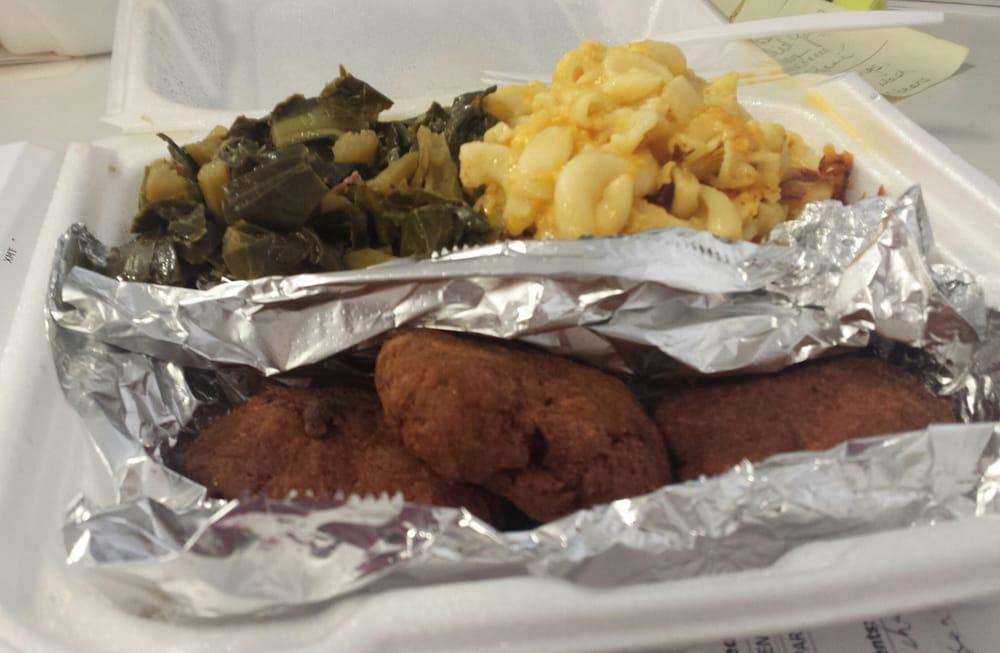 Ma s fish chips plus 19 photos 46 reviews soul for Soul fish menu