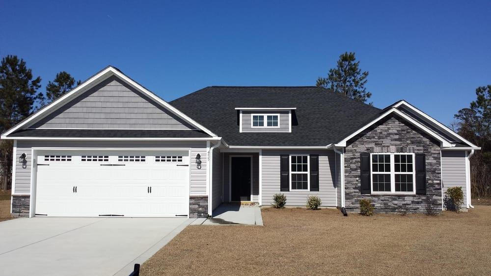 Jesse Allen Homes: 102 E Arlington Blvd, Greenville, NC