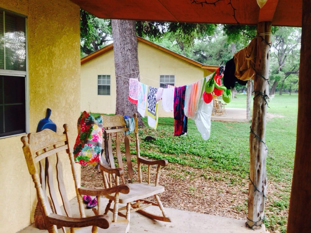 Camp Live Oak: Leakey, TX