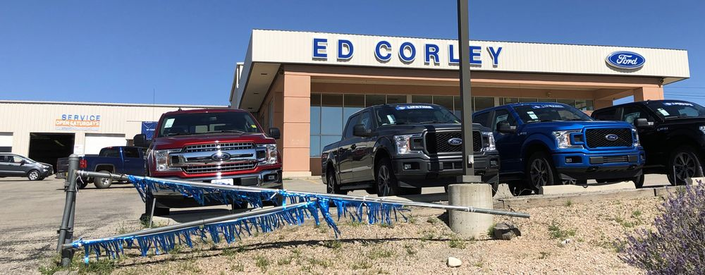 Ed Corley Ford Services: 1870 W Santa Fe Ave, Grants, NM