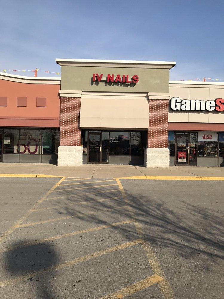 I V Nails: 300 S Greenville W Dr, Greenville, MI