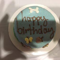 Best Dog Birthday Cake In New York NY