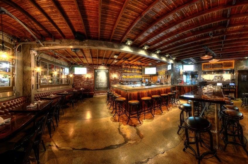 Luce Bar Kitchen San Diego Ca