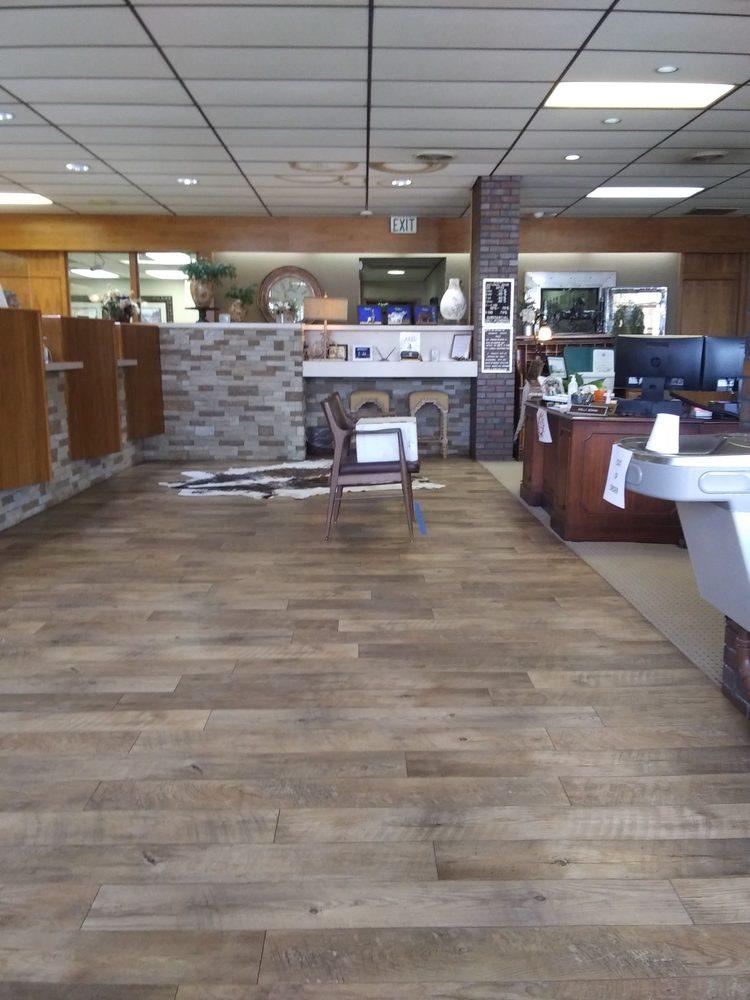 First National Bank: 124 N Main, Okeene, OK