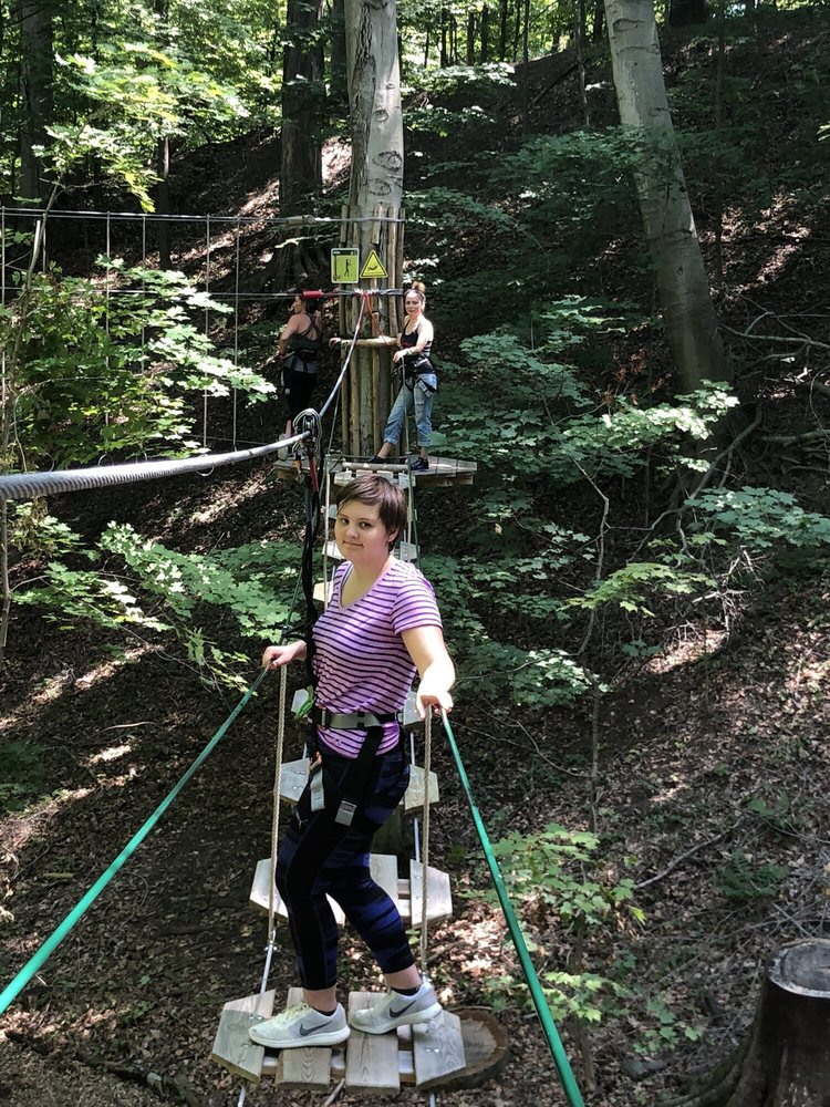 Go Ape: 16200 Valley Pkwy, Strongsville, OH