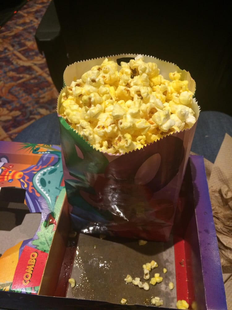 Popcorn Loaded With Butter There Goes My Exercise Regime For The Week Yelp