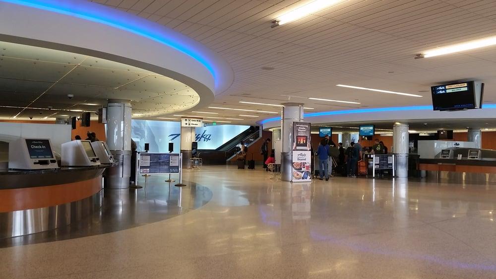 Terminal 6 Departures For Alaska Airlines 02 22 2015 Yelp