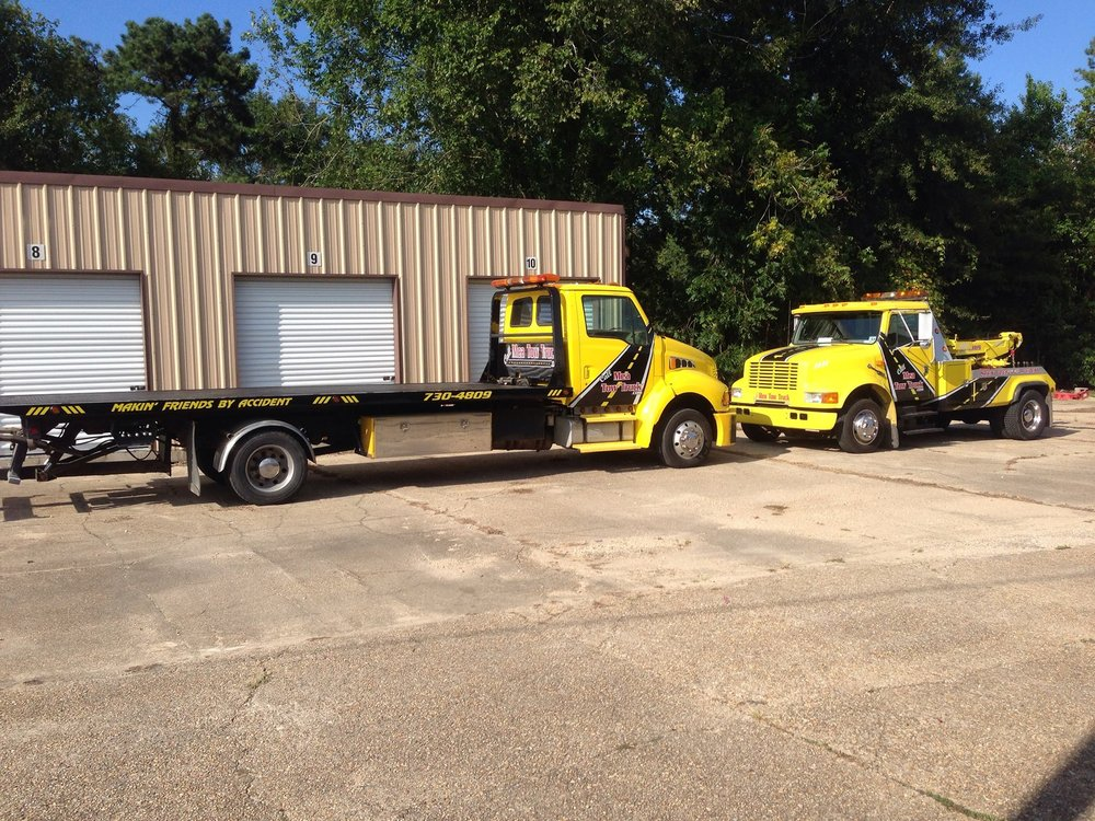 Mea Tow Truck: 14263 Hwy 21, Bogalusa, LA