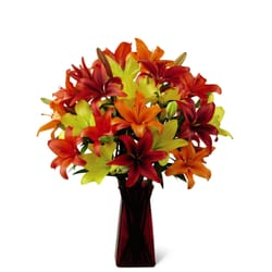 Photo of Canada Floral Delivery - Edmonton, AB, Canada. Beautiful Fall Bouquet for