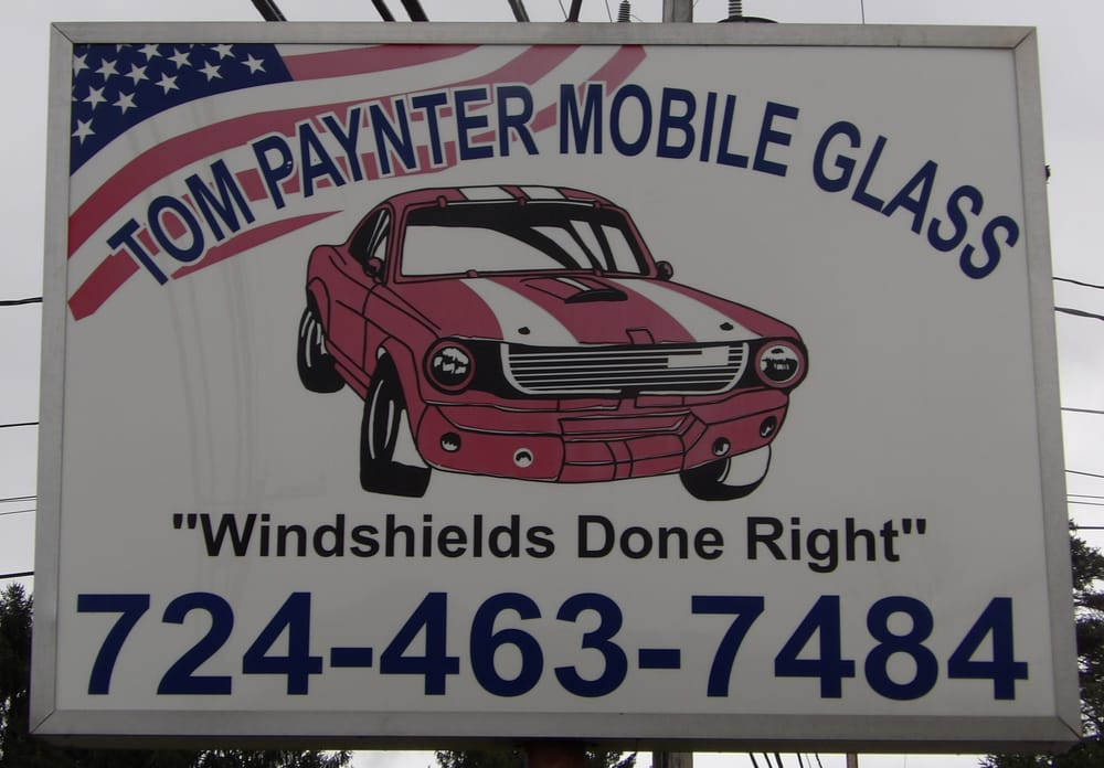Tom Paynter Mobile Glass: 370 E Pike Rd, Indiana, PA