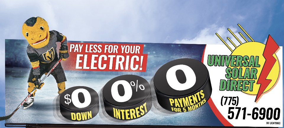 Universal Solar Direct of Las Vegas
