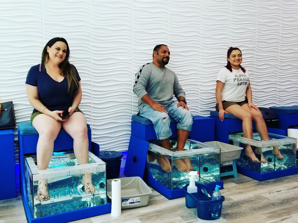 Garra Fish Spas: 8001 S Orange Blossom Trl, ORLANDO, FL