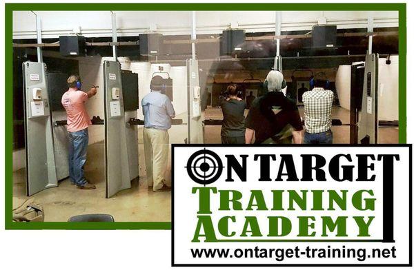 ONTARGET Training Academy - Firearm Training - 7031 US Hwy