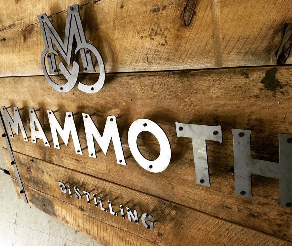 Mammoth Distilling: 2407 Main St, Central Lake, MI