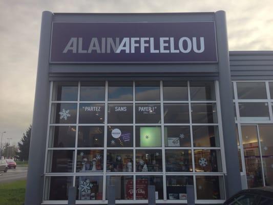 66df0b9686 Alain Afflelou - Lunettes & Opticien - ZAC Tours Nord Place Nicolas ...