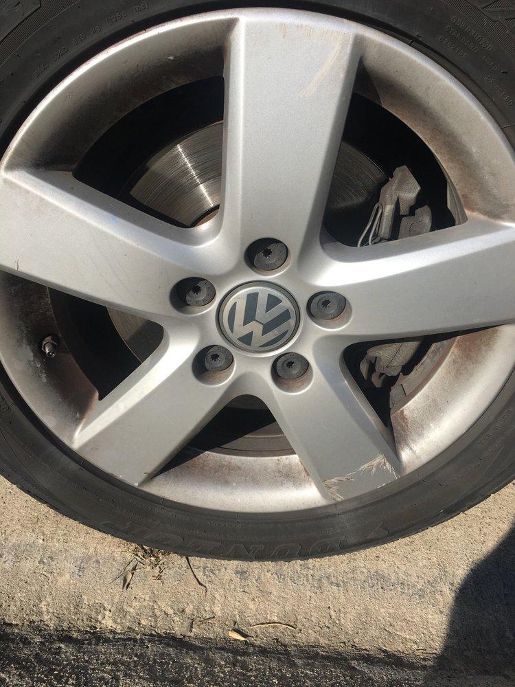 Toscalito's Vallejo Tire & Automotive: 850B Redwood St, Vallejo, CA