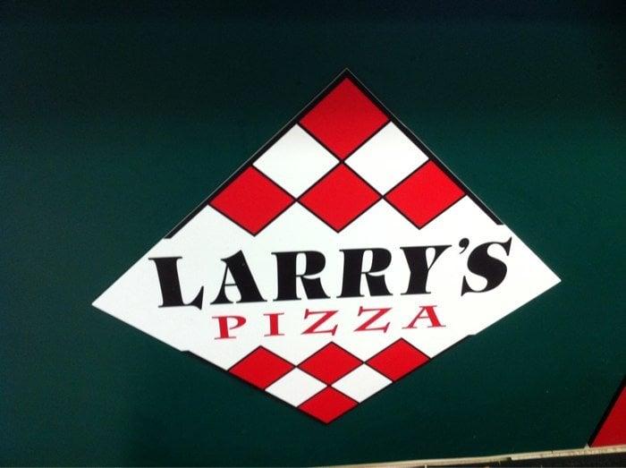 Larry's Pizza - Downtown: 1122 Center St, Little Rock, AR