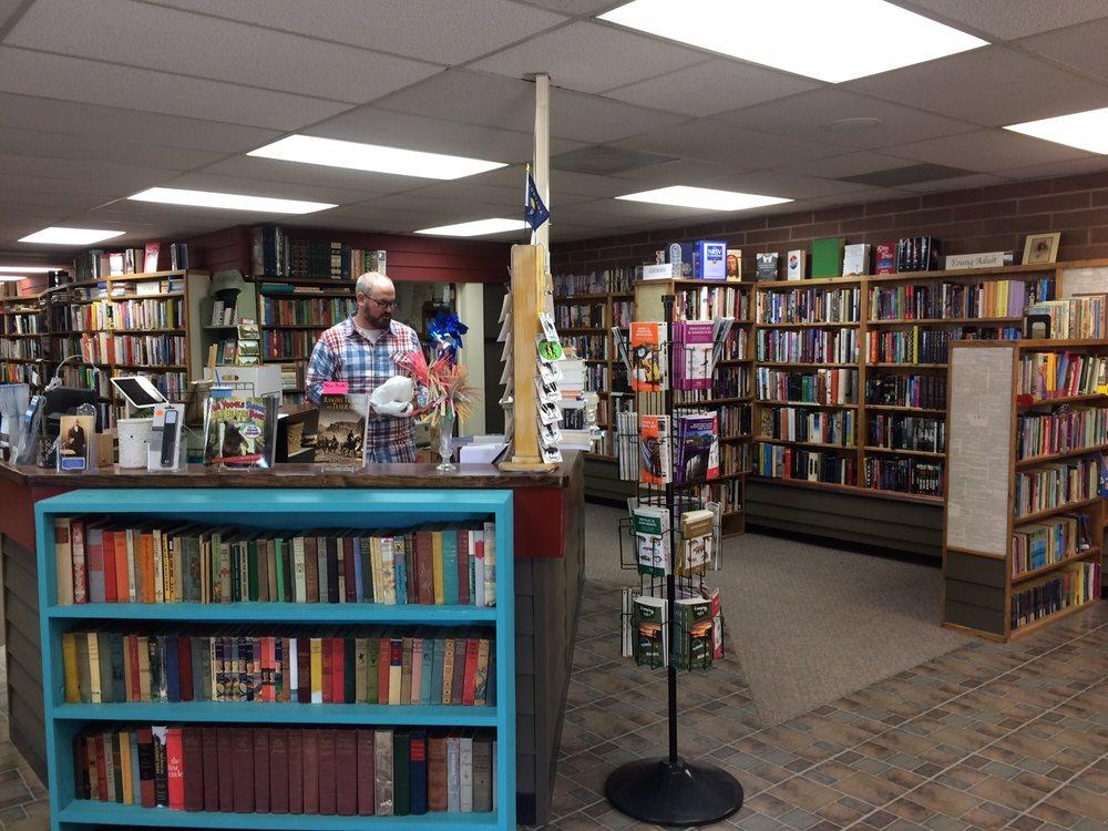 The Bookshelf: 101 Main St, Kalispell, MT