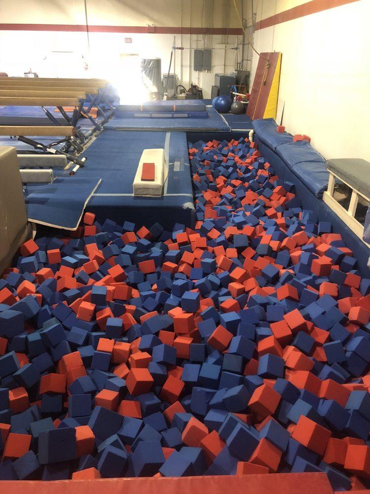Gymnastics & Cheerleading Academy: 5 Larwin Rd, Cherry Hill, NJ