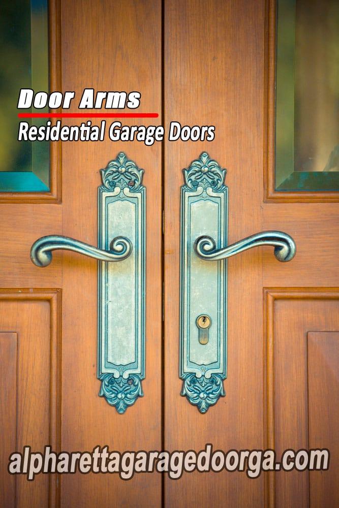 Door arms yelp for Alpharetta garage door