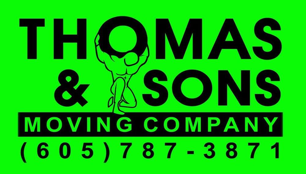 Thomas & Sons Moving Company: 3333 Sturgis Rd, Rapid City, SD