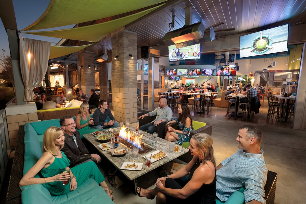 Social Spots from Island Wing Company Grill & Bar - Tallahassee