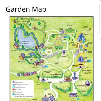 San Antonio Botanical Garden Photos Reviews - Us map san antonio