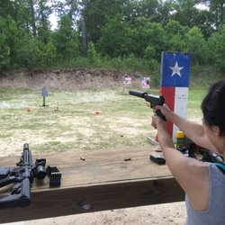 Baytown shooting range