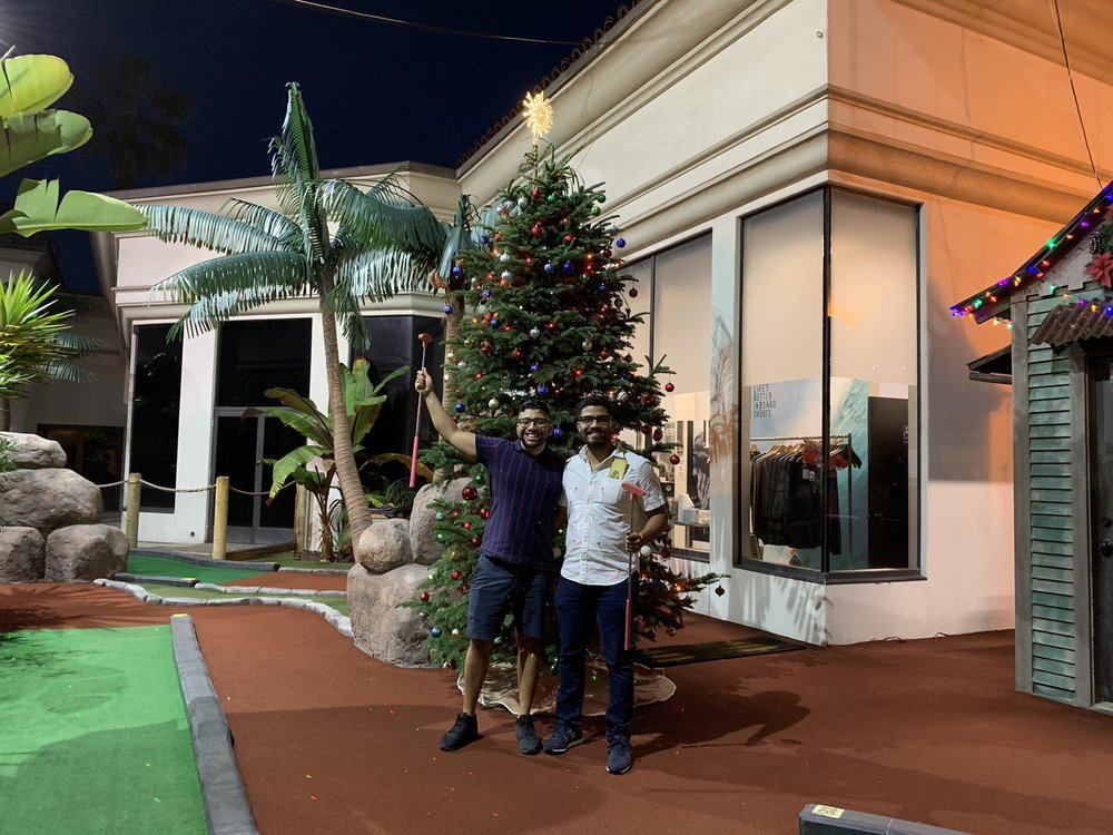 Tiki Town Adventure Golf: 3114 Mission Blvd, San Diego, CA
