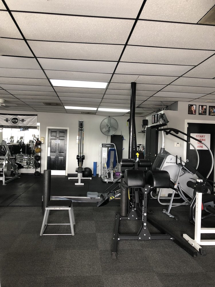 The GYM: 1950 W Gray St, Houston, TX
