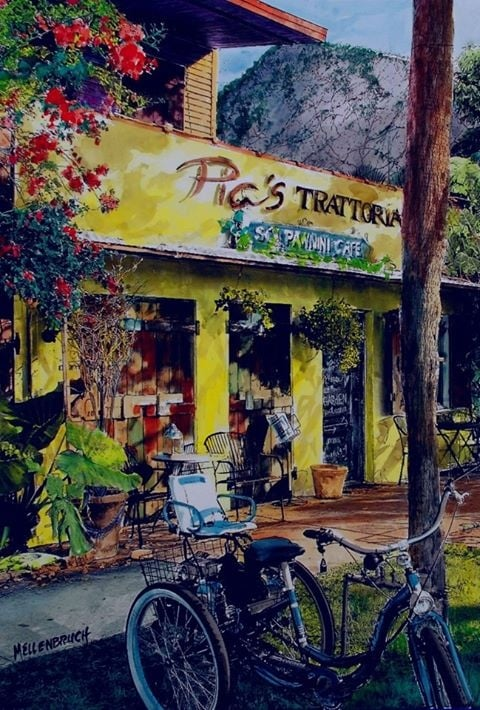 Pia's Trattoria: 3054 Beach Blvd, Gulfport, FL