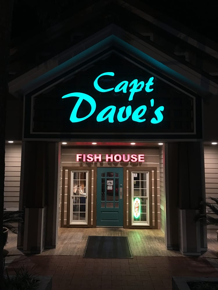 Captain dave's on the gulf coupon