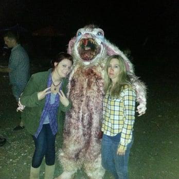 Trail/ Car lights? | Evil Dead Lighting | Pinterest | Spooky woods ...
