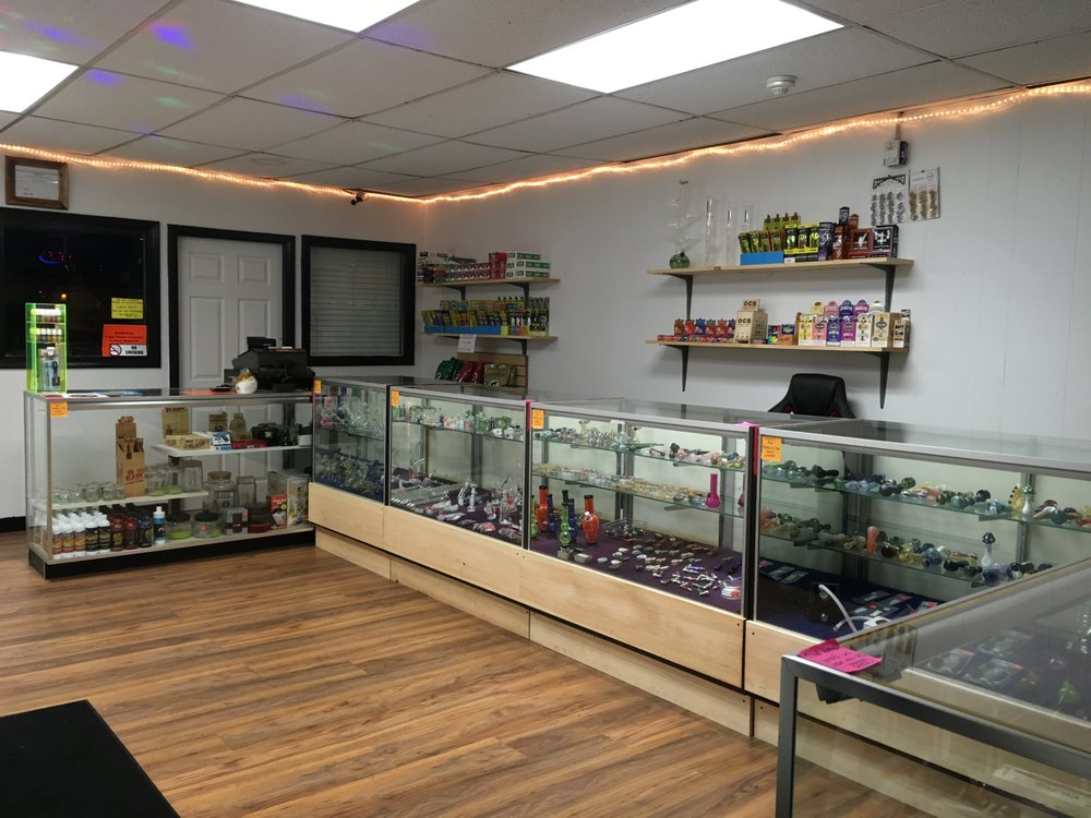 Good Vibes Smoke Shop: 20 S Main St, Orange, MA