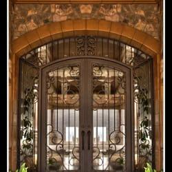 Photo of Portella Custom Iron Doors - Dallas TX United States. Wrought Iron  sc 1 st  Yelp & Portella Custom Iron Doors - Get Quote - Windows Installation - 2727 ...
