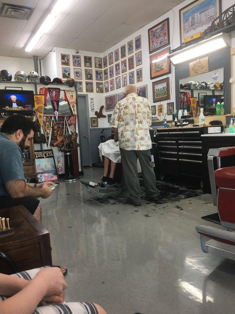 Village Barber Shop: 620 Dover Center Rd, Bay Village, OH
